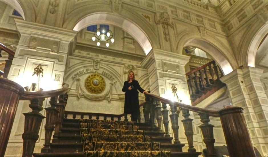 Anneke Boeren - Luxury Influencer - Board member Amstel Business Club - Bvlgari Bulgari Amsterdam